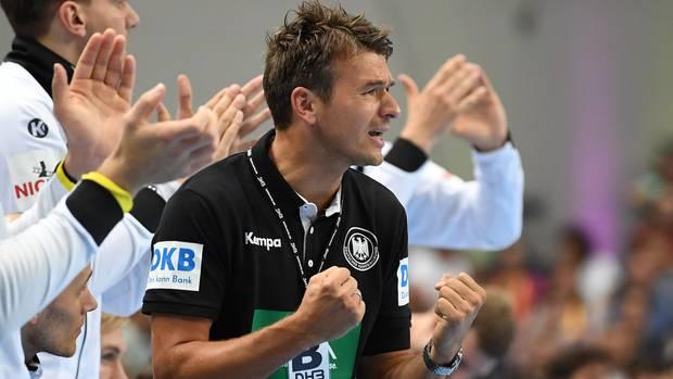 handball-em 2018 - deutschland halbfinale
