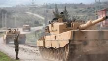 Auch wenn die Leopard 2A4 nicht umfassend modernisiert wurden, sind sie eine mächtige Waffe.