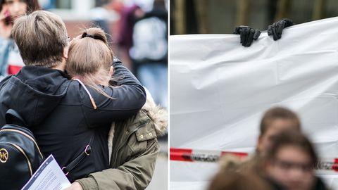 Nordrhein-Westfalen: Toter Schüler an Gesamtschule - Polizei nennt Details zu Opfer und Tatverdächtigem