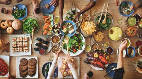 Gut zu wissen: Diese Gerichte sollten Sie nicht zu einer Party mitbringen