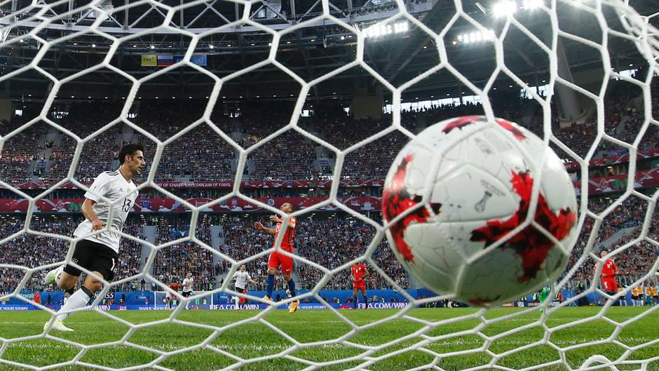 Stindl trifft im Endspiel des Confederations Cups - bald auch in der Nations League?