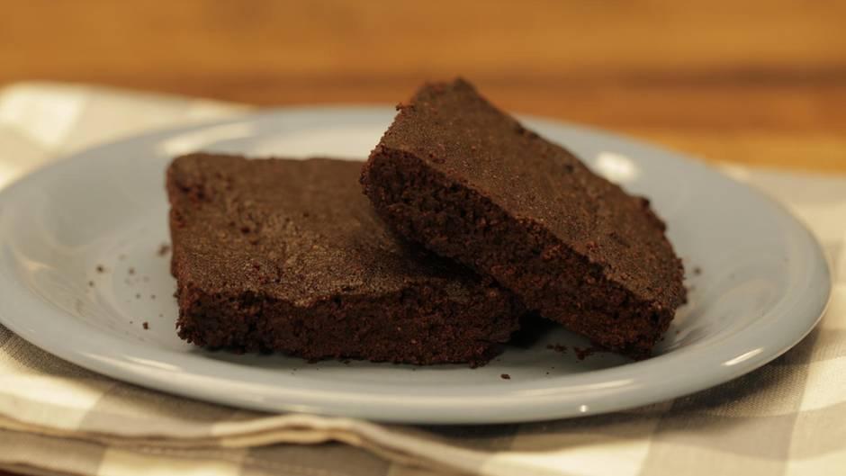 Heißhunger auf Schoko?: Diese Low-Carb-Brownies schmecken himmlisch und sind garantiert keine Sünde