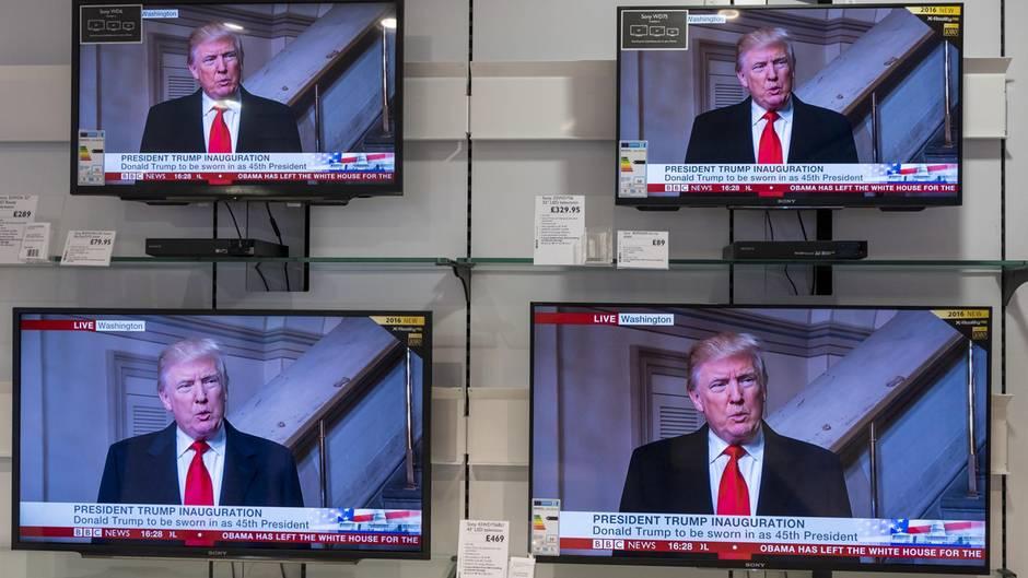 Stressfaktor: Donald Trump - Wie der US-Präsident das Stresslevel der Amerikaner strapaziert