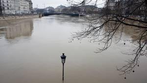Hochwasser Paris