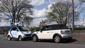 Fusion - Drivenow - Car2go - Daimler - bmw - Carsharing