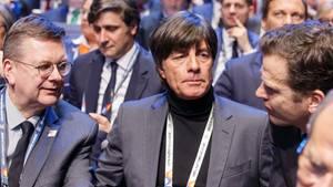 Nations League - Deutschland trifft auf Frankreich und die Niederlande - Jogi Löw zufrieden