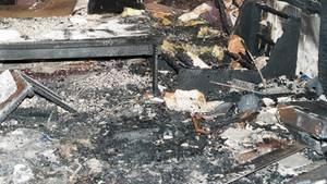 nachrichten deutschland - Buchen: Leichenteile in Brandschutt entdeckt