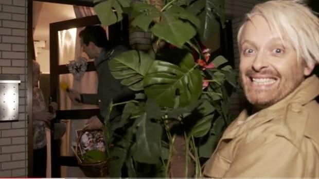Ross Antony überrascht die RTL-Zuschauer beim Dschungel-Gucken.