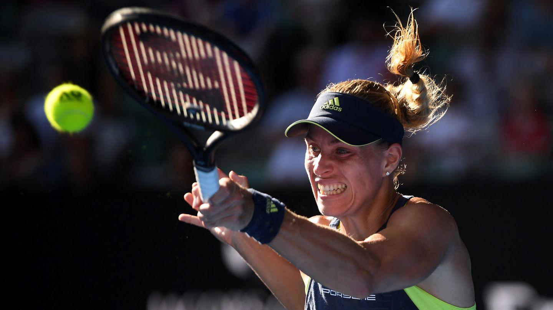 Angelique Kerber scheiterte bei den Australian Open im Halbfinale