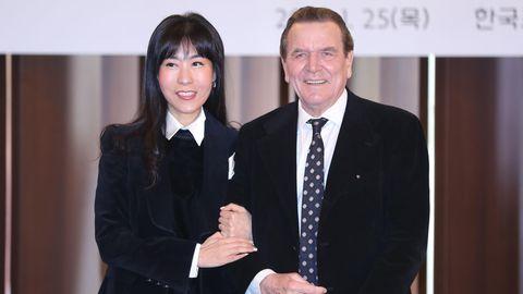 Gerhard Schröder will heiraten