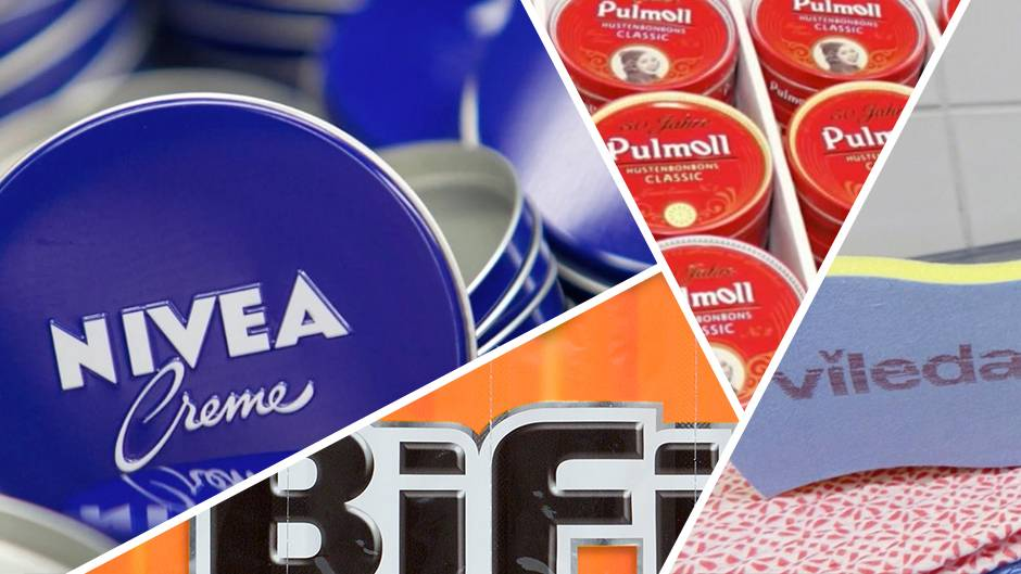 Absurd bis einleuchtend: Nivea, Bifi, Pulmoll: Was diese berühmten Markennamen tatsächlich bedeuten