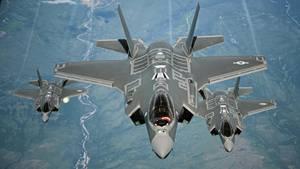 Die F-35 soll die Luftherrschaft der USA sichern.