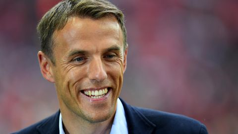England Phil Neville