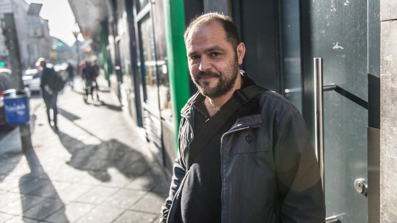 Streetworker Tom Holz