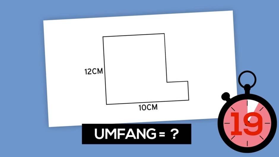Denksportaufgabe: Könnt ihr diese Matheaufgabe für 10-Jährige lösen?