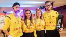 Timo Horn feiert Karneval in Köln