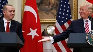 Türkei wirft USA falsche Darstellung von Erdogan-Trump-Telefonat vor