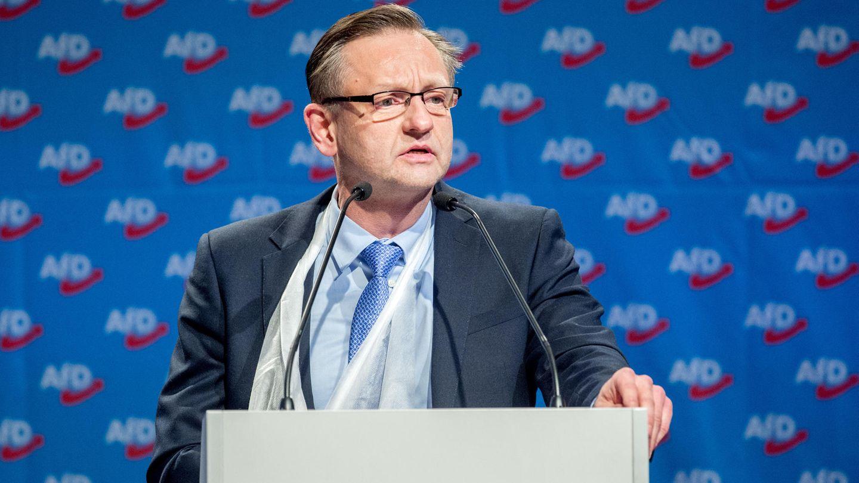 AfD-Bundestagsabgeordneter Kay Gottschalk hat zum Boykott türkischer Läden in Deutschland aufgerufen