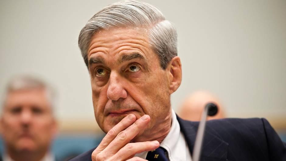 Sonderermittler Robert Mueller soll die Russland-Affäre aufdecken.