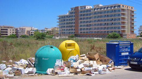 Mülltrennung hat sich auf Mallorca noch nicht durchgesetzt. Jetzt wird auch das Thema Abfallvermeidung angegangen.