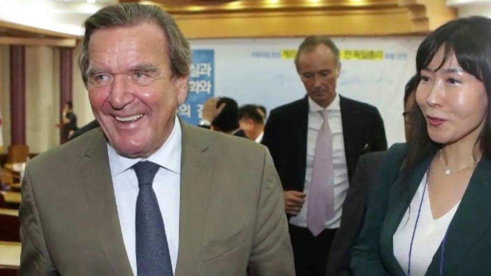 Ex-Kanzler im stern-Interview: Schröder fordert: Kanzleramtszeit sollte begrenzt werden