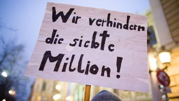 Proteste gegen den Akademikerball Wien