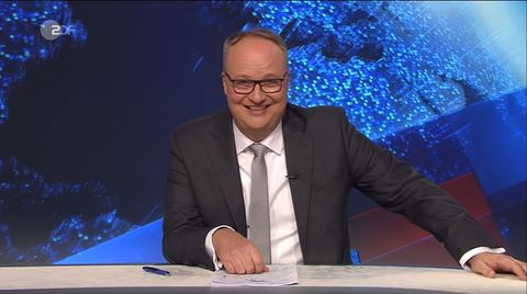 Bernd Höcke Heute Show Oliver Welke