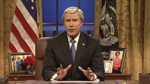 Will Ferrell als George W. Bush