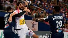 handball-em 2018 - livestream - spanien - schweden