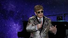 Elton John über seine Lebenslektionen