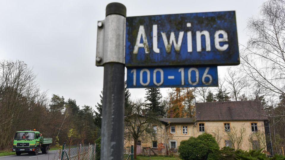 Das Dorf Alwine in Brandenburg sucht wieder einen neuen Besitzer