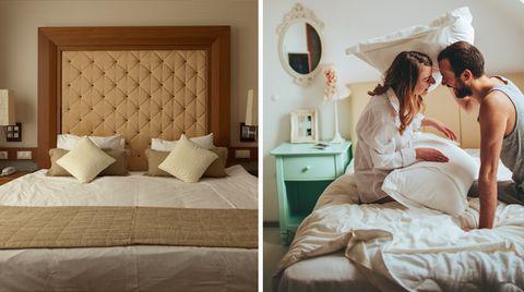 """""""Forbes"""" und Statista haben den Preisunterschied zwischen Hotels und Airbnb-Unterkünften untersucht."""