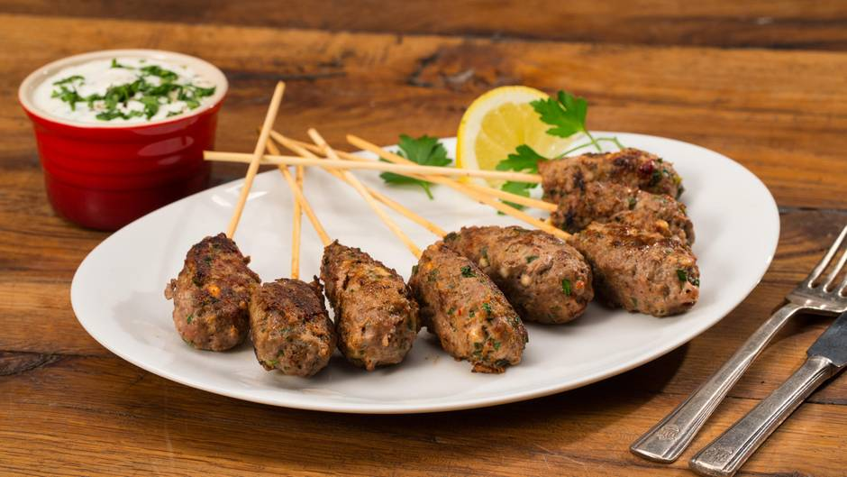 Türkisch für Feinschmecker: So einfach bereiten Sie herzhafte Köfte selber zu