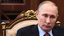 Russland: Präsident Putin soll von Doping-Vertuschung gewusst haben