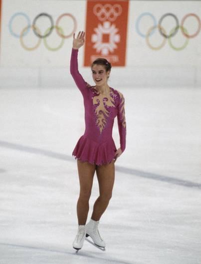 Von Kati Witt Bis Zum Herminator Die Bewegendsten Olympia Momente