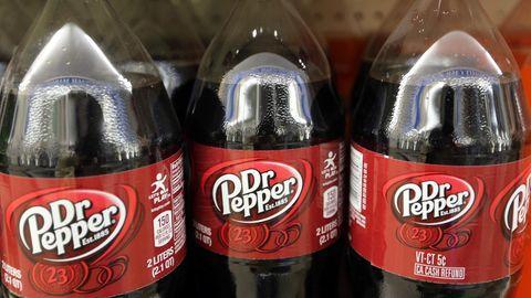 Familie Reimann kauft Dr Pepper