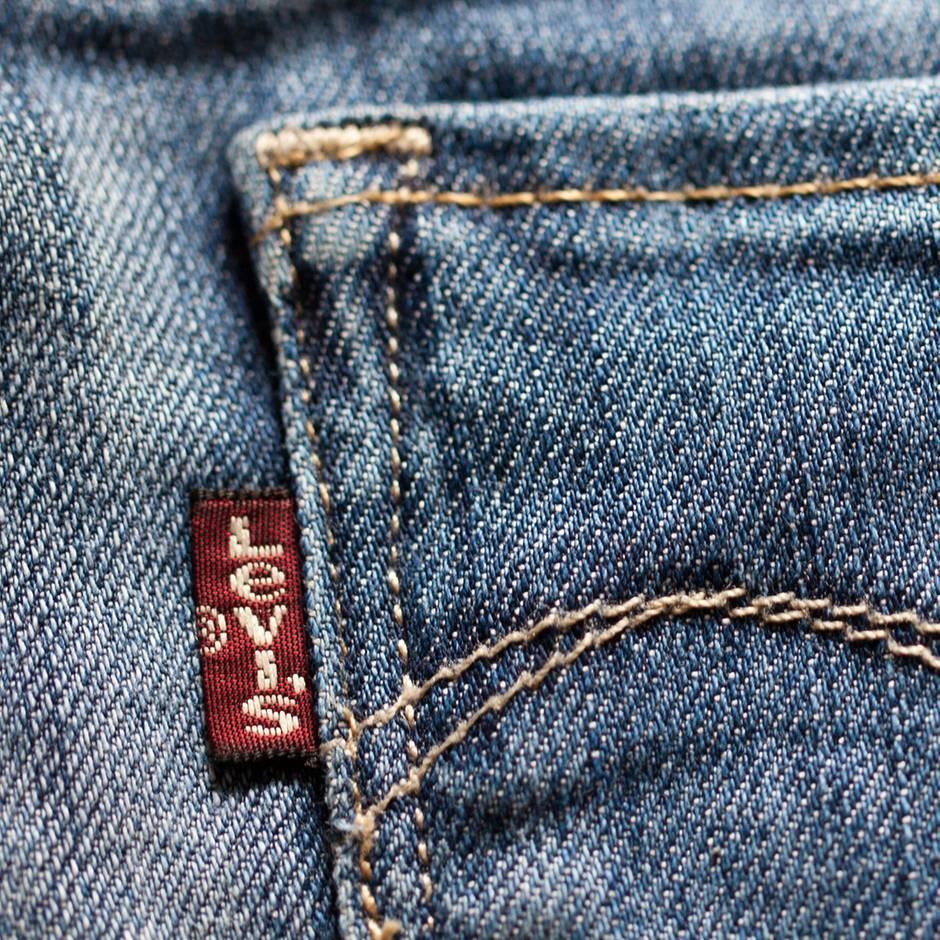 Levi's: Warum bei jeder zehnten Jeans ein Detail fehlt