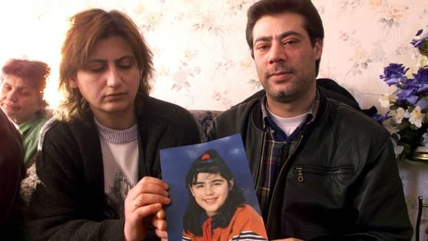 Hilals Eltern, Ayla (l.) und Kamil Ercan