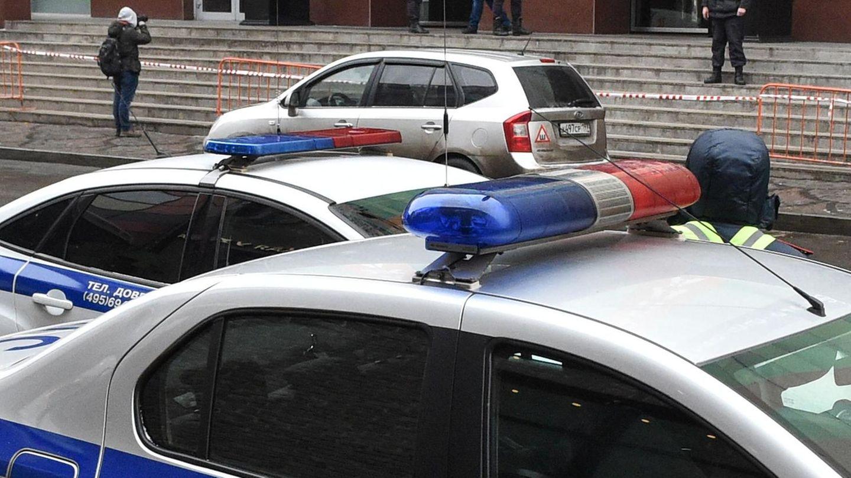 Russische Polizei