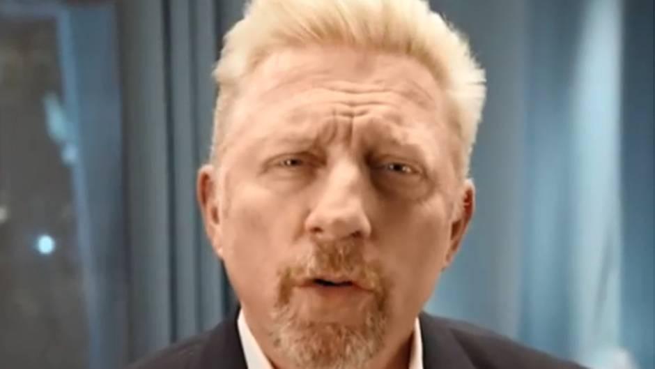 Boris Becker klärt die Frage, wo sein ganzes Geld geblieben ist