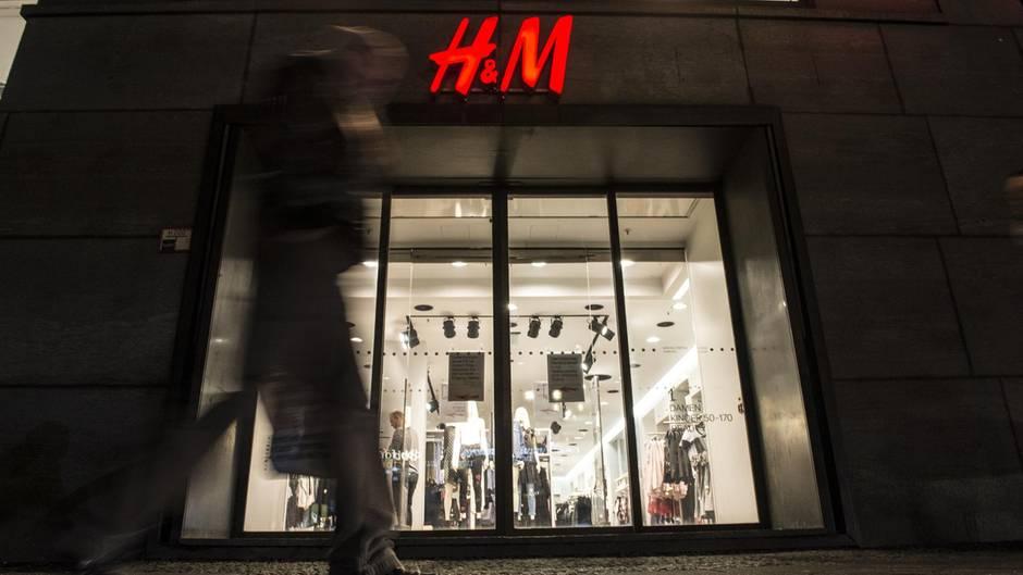 Der schwedische Modekonzern H&M