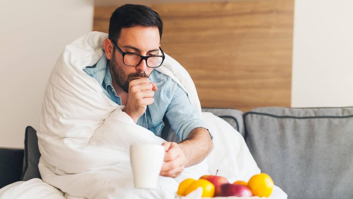 Hilfe Mein Partner Hat Die Grippe Wie Bleibe Ich Gesund Sternde
