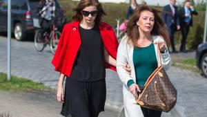Nathalie Volk begleitete im März 2017 ihre Mutter zum Gerichtstermin in Soltau.