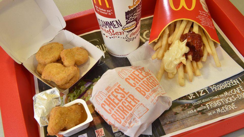 McDonald's punktet durch Sonderangebote