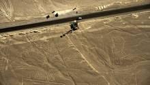 Die Nazca-Linien in Peru wurden 1994 von der Unesco zum Weltkulturerbe erklärt