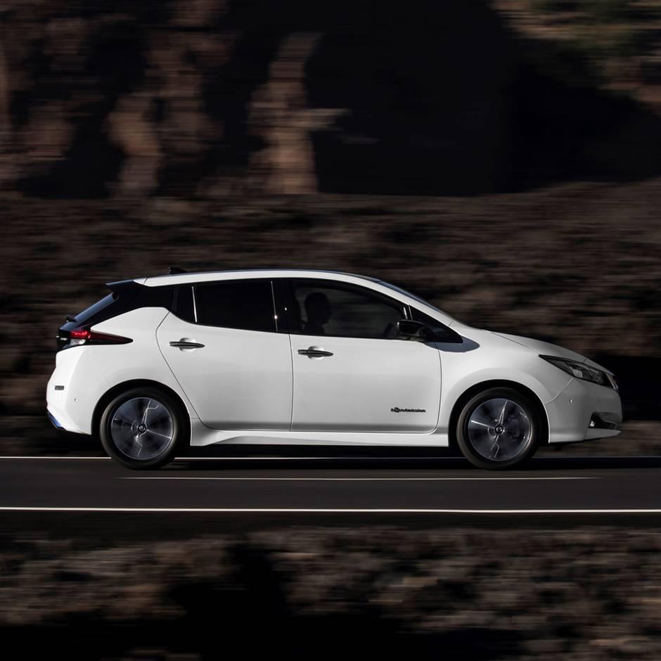 Nissan Leaf II: Der Volks-Stromer: alltagstauglich, bezahlbar und 400 Kilometer Reichweite