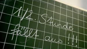 Lehrermangel: Mehr Unterricht fällt aus
