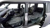 Für 4300 Millimeter Länge bietet der Toyota einen enormen Innenraum.
