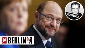 Berlin³ zur GroKo: Die Zwangsehe: Warum sich die SPD verrannt hat