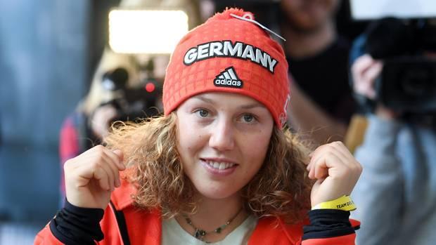 Olympia-Team freut sich auf Pyeongchang seit sich die Korea-Krise entspannt hat - auch Laura Dahlmeier